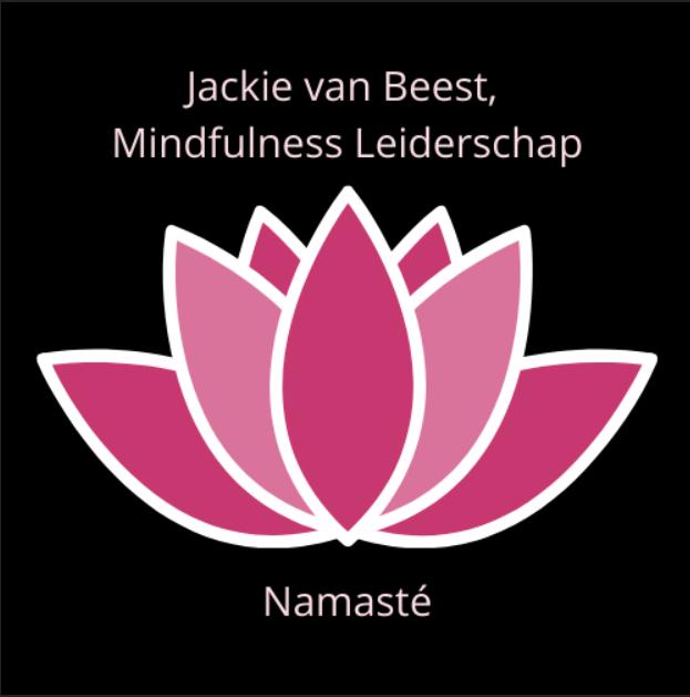 Jackie-van-Beest-Mindfulness-Leiderschap-Logo-www.jvbcoaching.com-Black-Peony-Rose